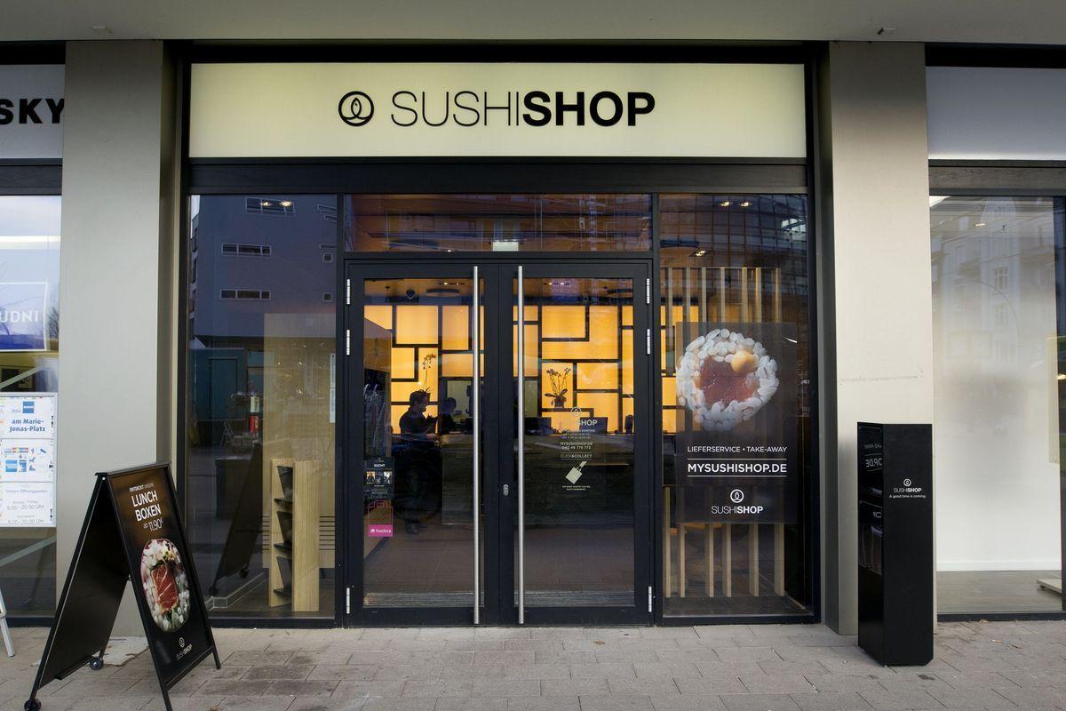 Sushi Shop Hamburg-Eppendorf