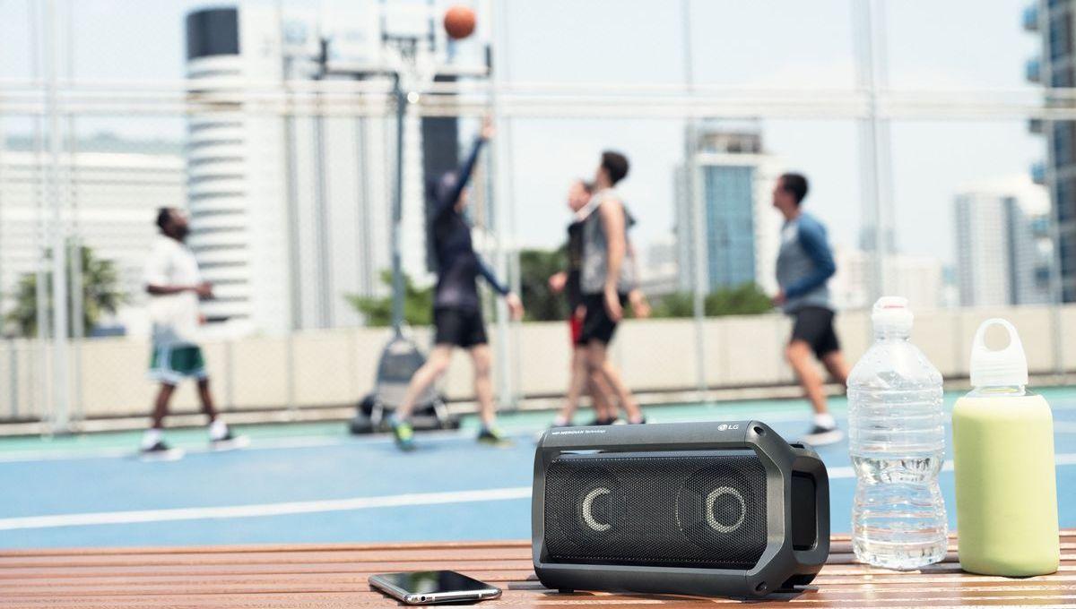 LG Bluetooth-Lautsprecher PK5