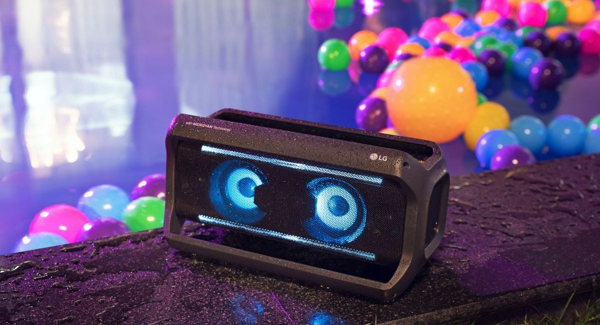 LG Bluetooth-Lautsprecher PK7
