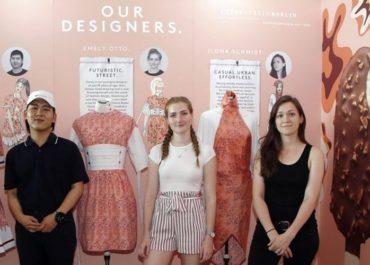 Eiscreme bringt Fashion zum Schmelzen