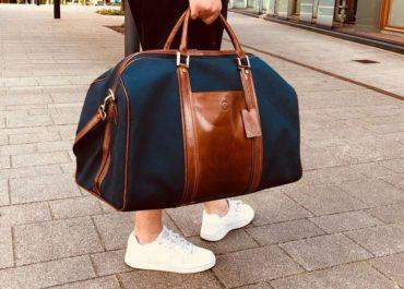 Verlosung mit Maxwell Scott: Edles Taschenlabel für Ladies und Gents