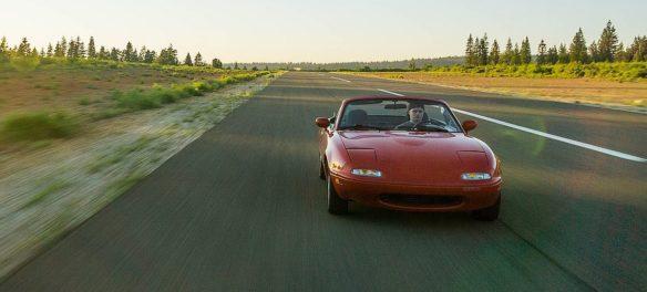 Meeting: Besitzer des Mazda MX-5 treffen sich
