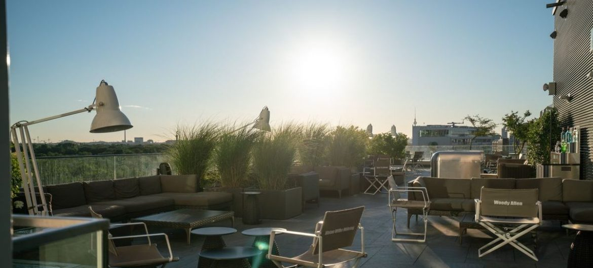 Sommertipp: Rooftop Bar und Café in Berlin