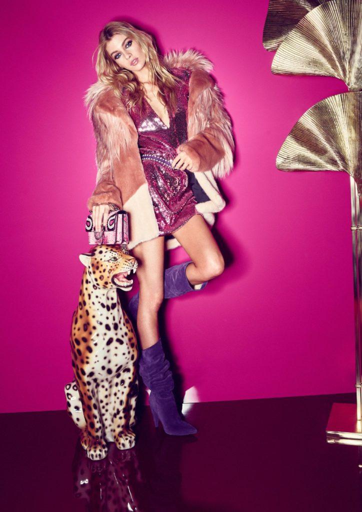 Model Stella Maxwell ist das neue Gesicht von Pinko