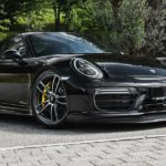 Beauty-Kur für den 911 Turbo S
