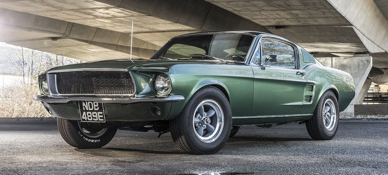 1968er Mustang GT Fastback kommt nach Goodwood