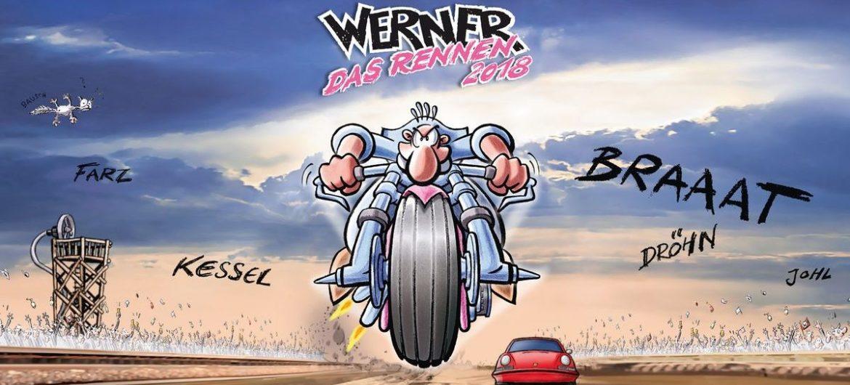 Das Werner-Rennen wird zum Motorsport- und Musikfestival