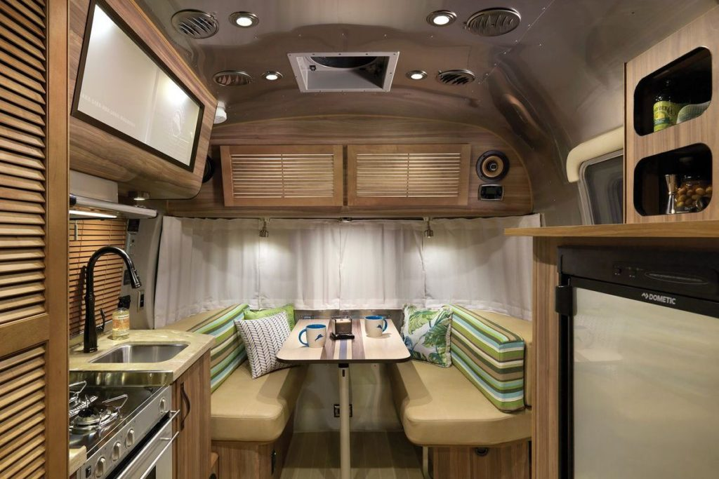 Airstream Tommy Bahama Special Edition