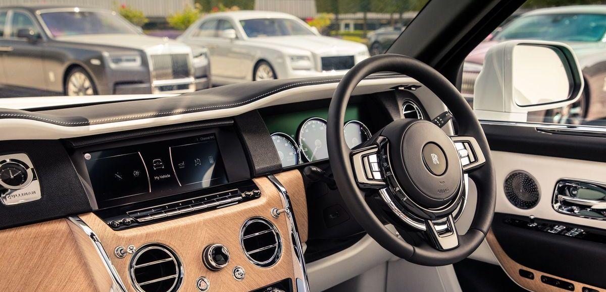 Eintausend Rolls-Royce in Goodwood