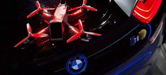 BMW: Drohnen in München
