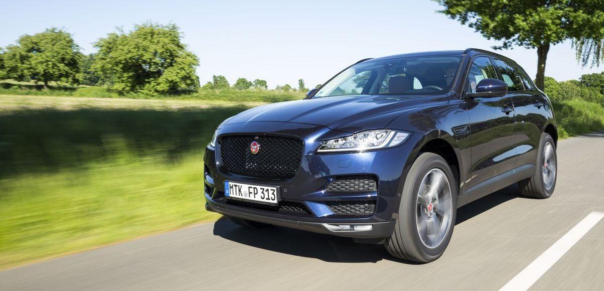 Jaguar-Fahrer haben ein hohes Spitzeneinkommen.