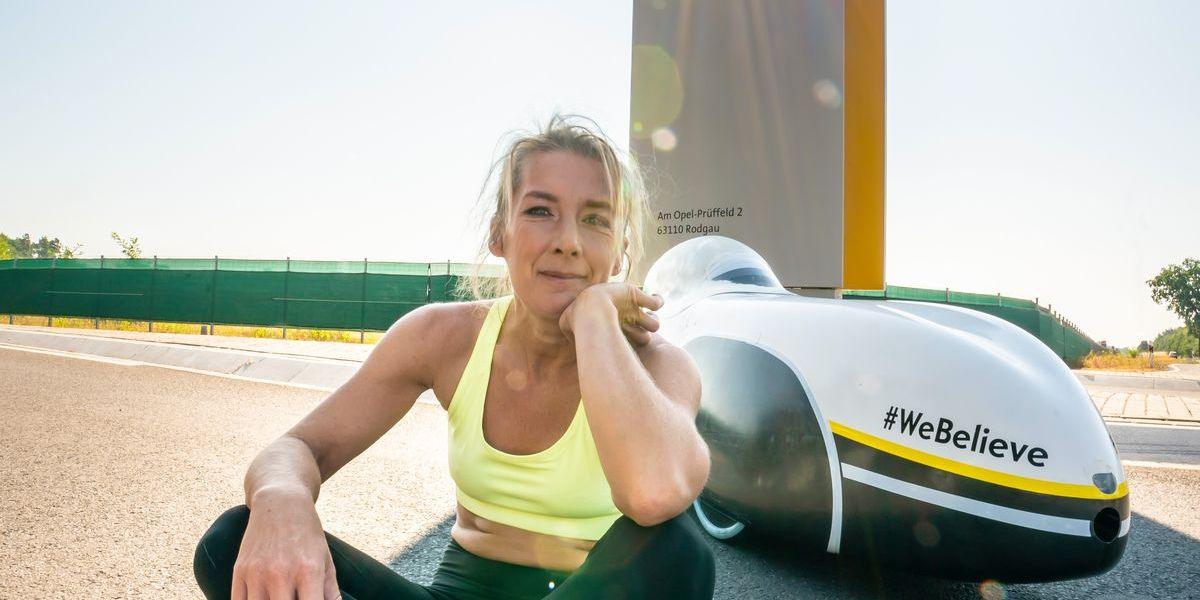 HPV-Weltrekord für Nici Walde