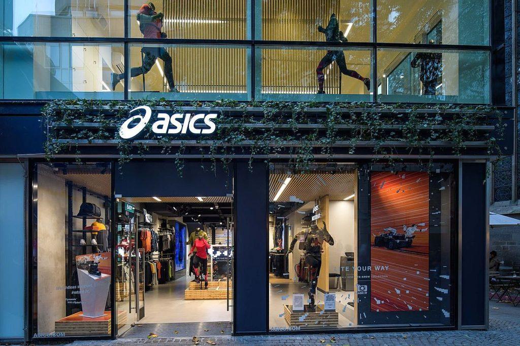 Asics: Brand-Store in Wien