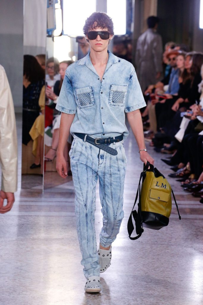 All-Denim-Look, Bottega Veneta