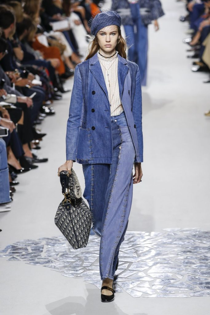 All-Denim-Look, Christian Dior