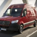 #Test Video: Mercedes-Benz Sprinter (2018)