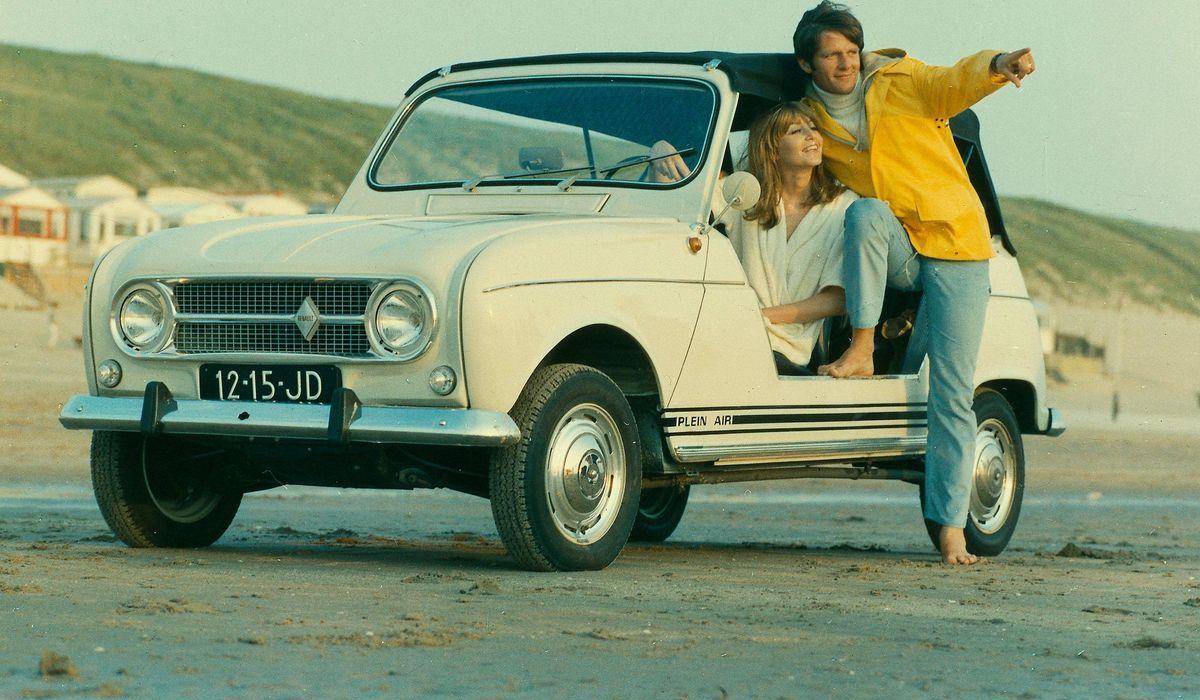 Renault 4 Plein Air, 1969