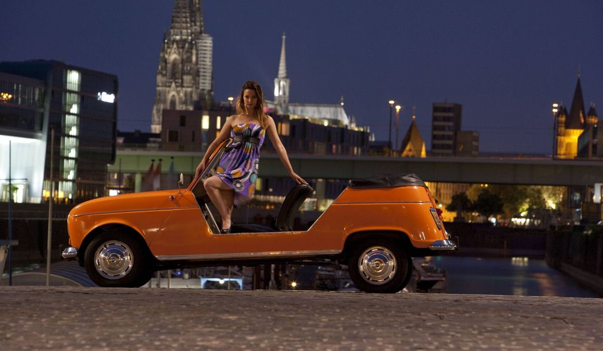 Renault 4 Plein Air, 2010