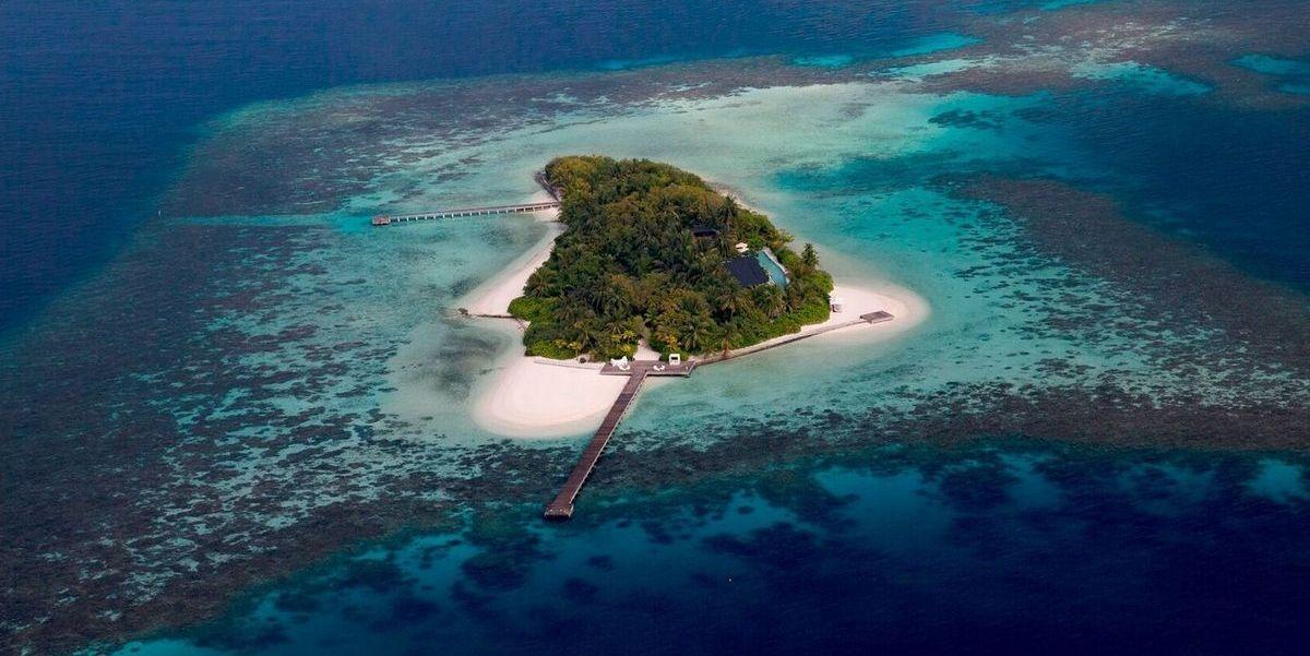 Coco Privé Island, Malediven