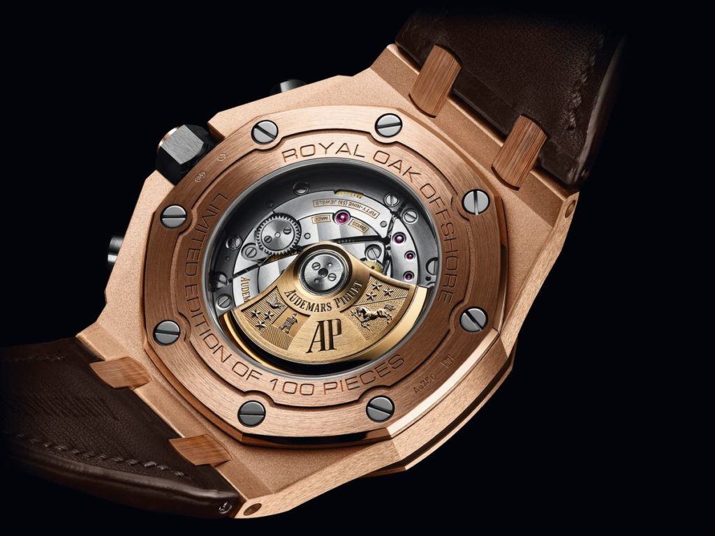 Audemars Piguet Royal Oak Offshore Chronograph Automatik