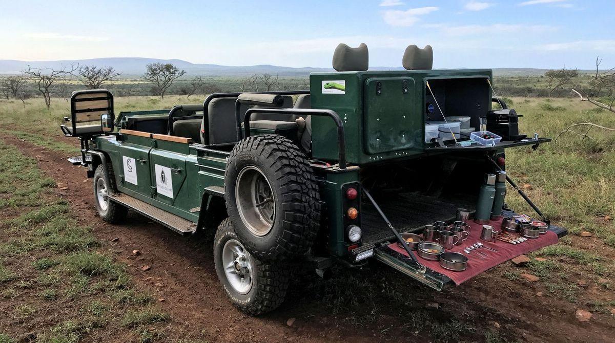 Thanda Safari, Südafrika