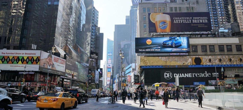 Das Sommer-Programm für New York