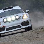 Porsche Cayman GT4 Clubsport als Rallye-Concept