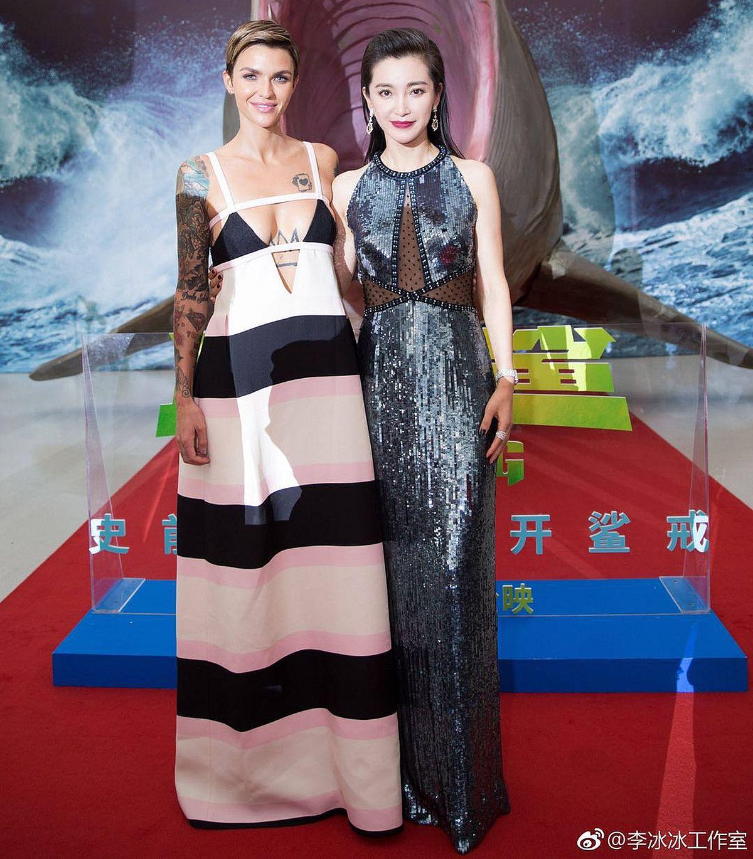Ruby Rose, Li Bingbing