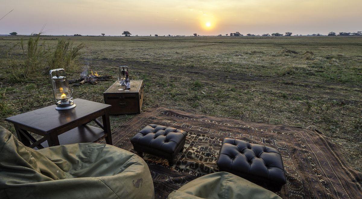Shumba Camp, Sambia