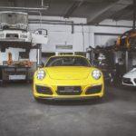 Techart: Porsche 911 Carrera T mit mehr Performance