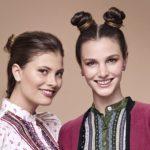 Zwei Trend-Frisuren: Individuelle Wiesn-Styles