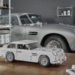 Goldfinger: Lego nimmt sich 007's Aston vor