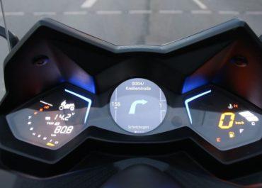 Smartphone-Navi für Roller