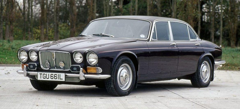 Jaguar XJ12 S1 Vanden Plas Saloon von 1973