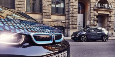 BMW i3, The Lovelace