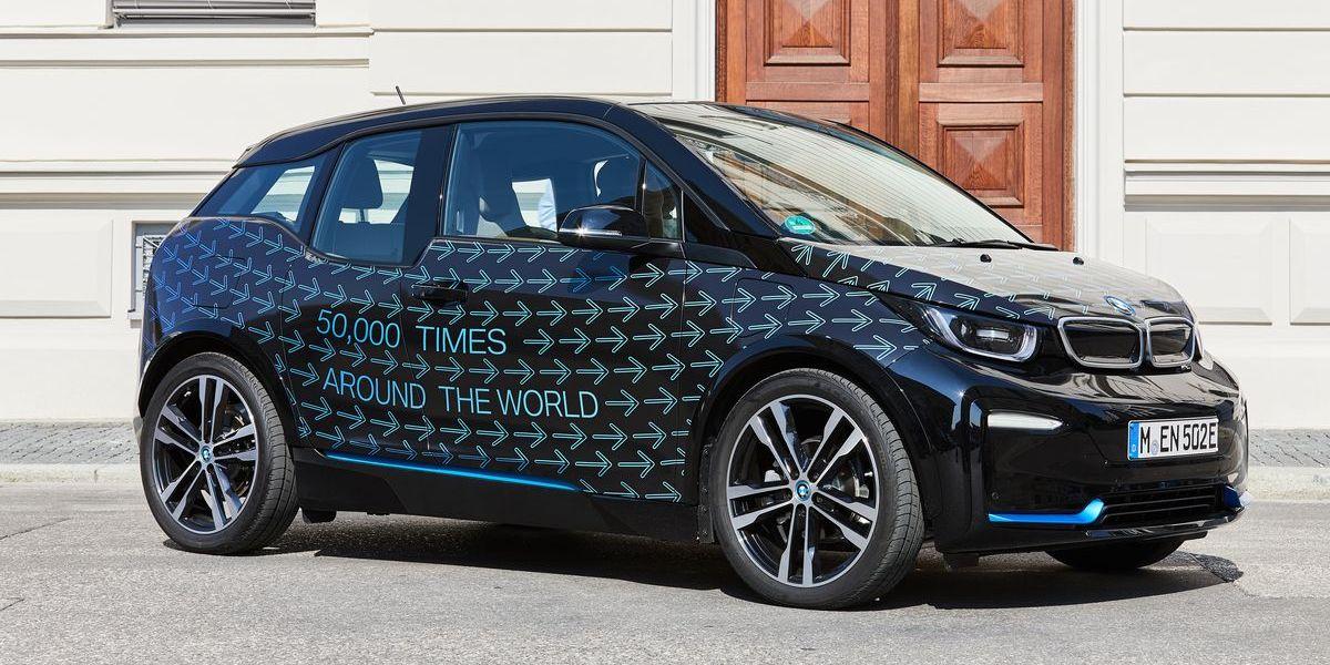 BMW i3, The Lovelace