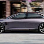 Elektro-Limousine Byton K-Byte Concept feiert US-Premiere
