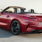 Neuer Roadster-Jahrgang des BMW Z4 (2019) feiert Premiere