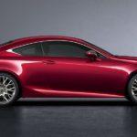 Das RC Sportcoupé von Lexus