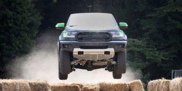 Ford mit Performance-Ranger auf der Gamescom