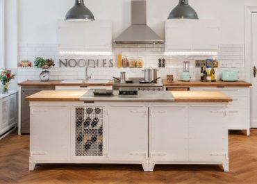 Neue Hauptstadt-Adresse für Freunde der Kochkultur