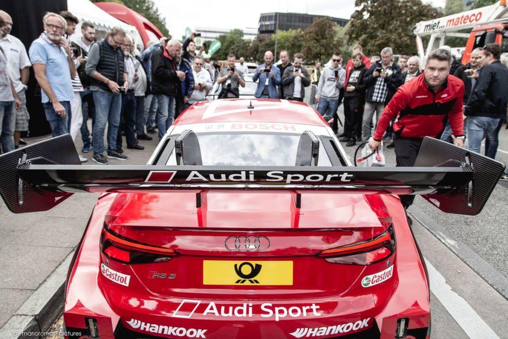 Audi Fahrerlager