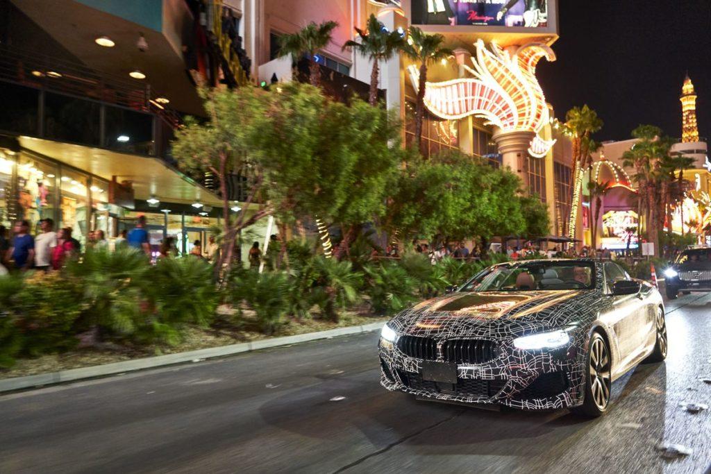 BMW 8er Cabrio Prototyp