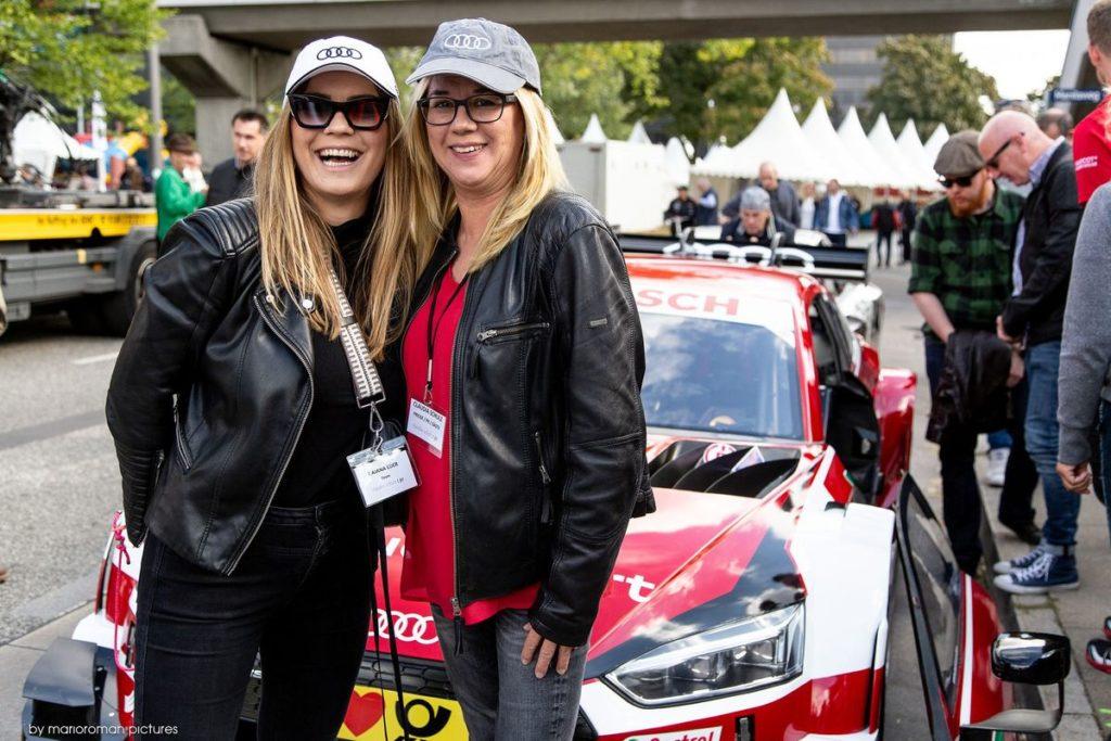 Dajana Eder, Claudia Schulz