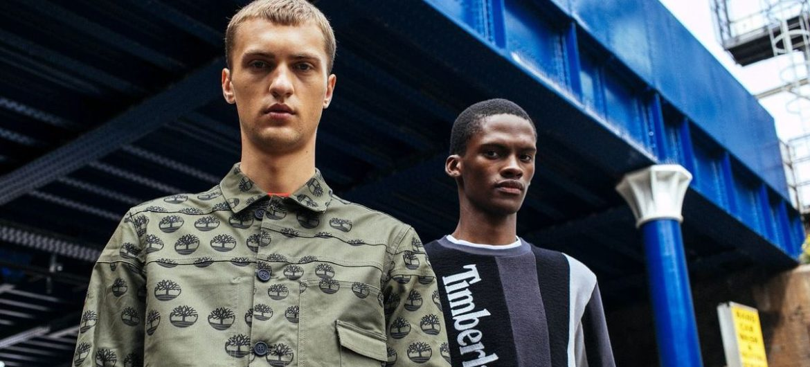 Fresh und fancy: Christopher-Raeburn-Kollektion von Timberland