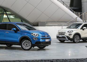 Der Fiat 500X kommt mit der Generation 2019