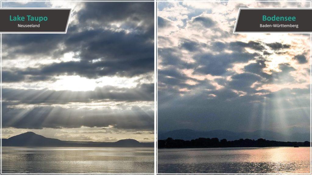 Lake Taupo vs. Bodensee