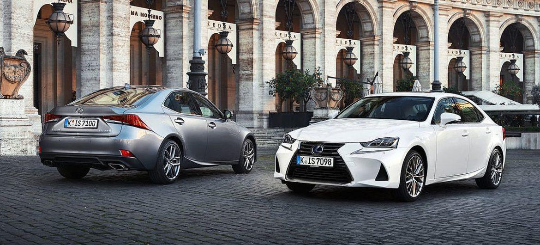 Lexus: Superstars am Herd