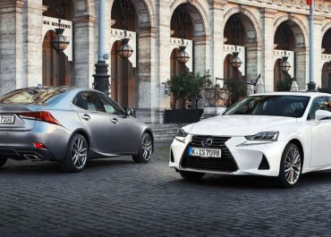 Lexus: Superstars am Herd