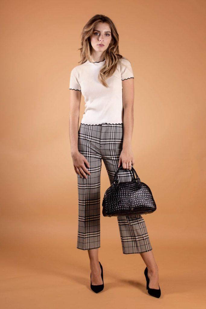 Maxwell Scott: Luxus-Taschen im Kroko-Retro-Look